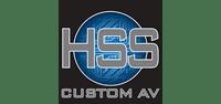 logo of HSS Custom AV