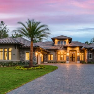 Custom Home by Dave Brewer Homes