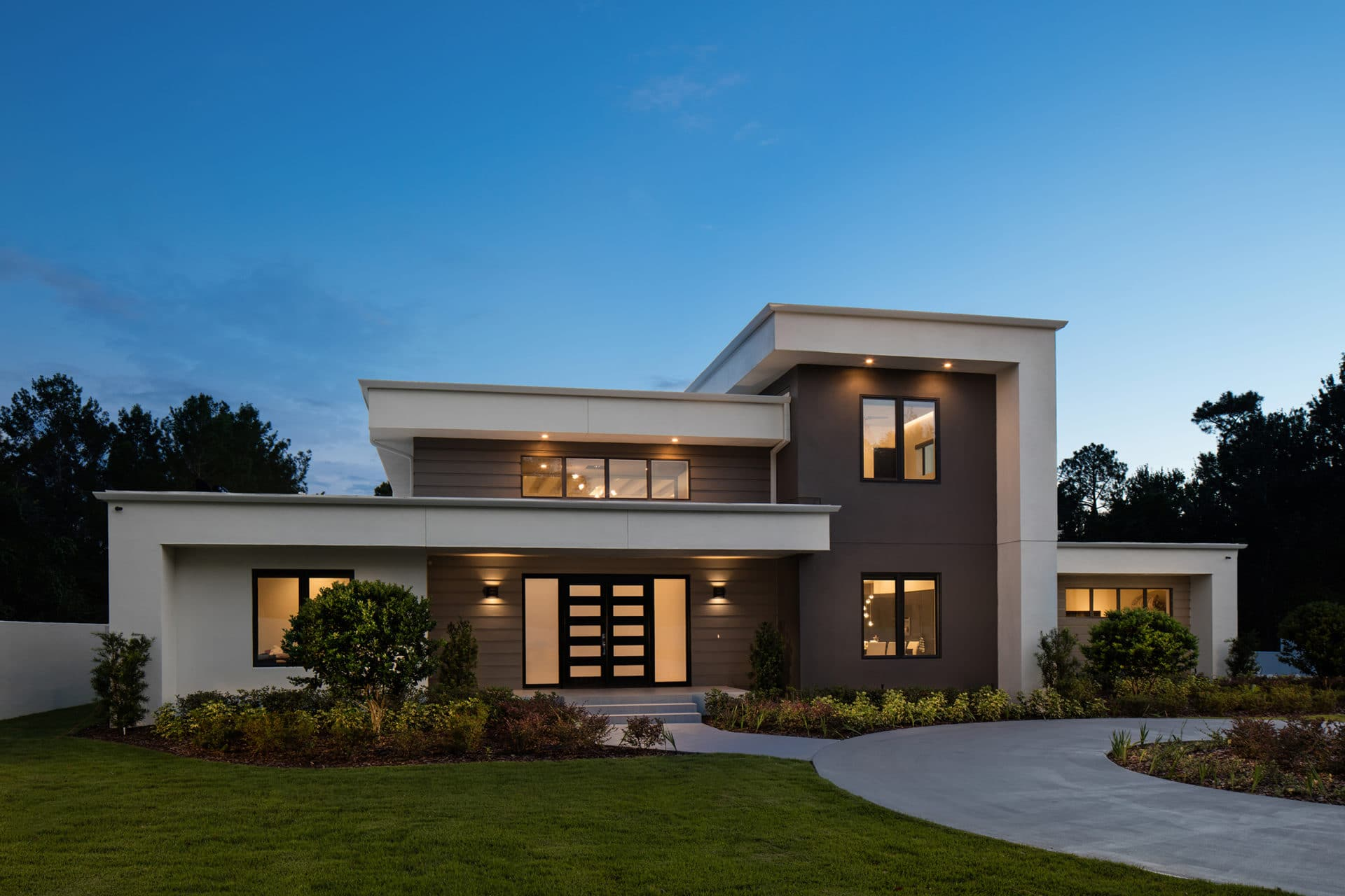 Custom Home by Hardwick General Contracting